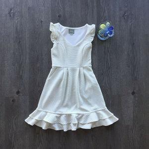 Anthropologie Maeve Sunland Sleeveless Dress Sz 0